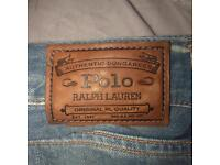 ralph lauren polo mom jeans