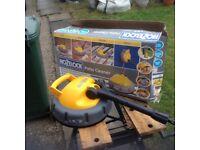 Unused Hozelock Pressure Washer Patio Cleaner Attachment