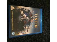 Blu-ray Tintin