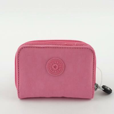 KIPLING TOPS Mini Wallet Posey Pink