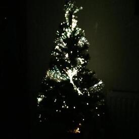 3ft Fibre Optic Christmas Tree
