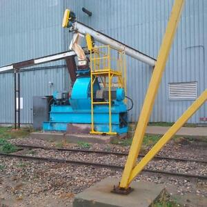 "Champion Hammer Mill 44"" x 30"", 250 HP"