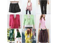NEW ZARA Women's Clothing Joblot Wholesale 1000 items x £3