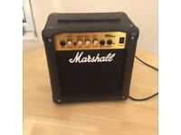 Marshall MG 10 CD 10 Watt Guitar AMP