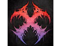 Established metal band Xelas seek vocals & guitar
