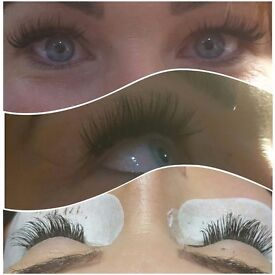 Half price Lash perfect Semi Permanent Eyelash Extensions £20 only! - offer ends Sat 21st Jan '17