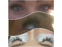 Lash perfect Semi Permanent Eyelash Extensions half price £20 only!