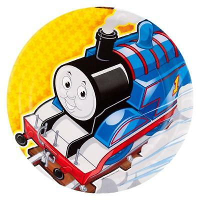 Thomas and Friends Lunch Dinner Plates 8 Per Package Birthday Party Supplies