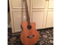 Fender Electro acoustic Guitar GD41SCE