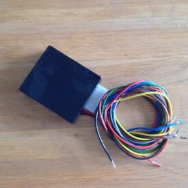 Vehicle towing electrics PF Jones BY-PASS RELAY UNIT. Brand New.