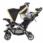 Sit N' Stand® Tandem multifunctioneel Duo/Tweeling buggy