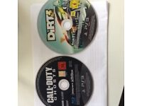 COD Ghost & Dirt 3, £3 Each or £5 for Both