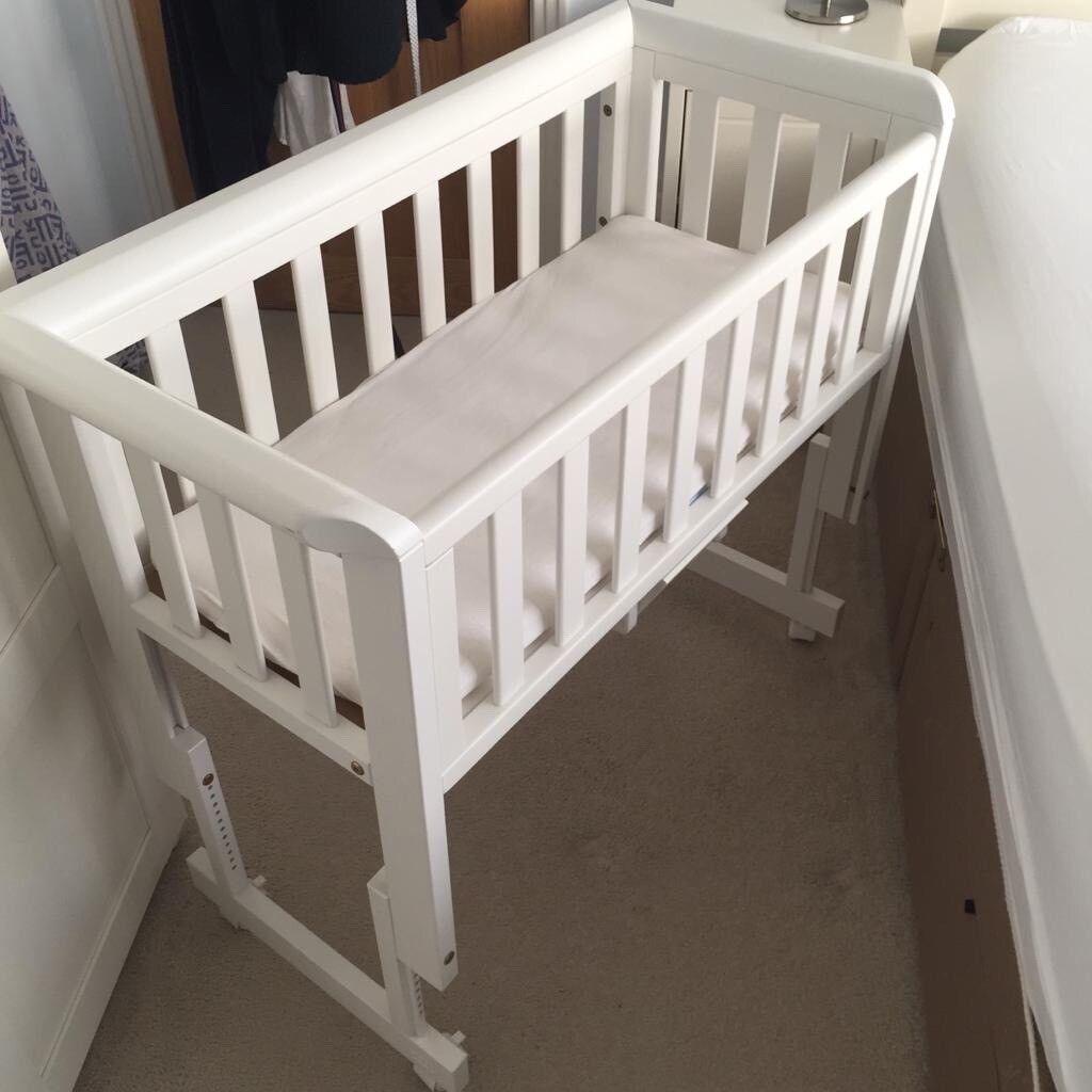 Troll Co Sleeping Crib With Mattress In Brighton East Sussex