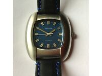 Record Automatic Watch 1970s (Longing)