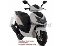 *Brand New* 66 plate Lexmoto FMX 125 Learner scooter. Free delivery. Warranty. Main Dealer 24-10