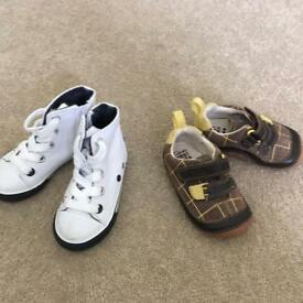 Size 4 infant shoes