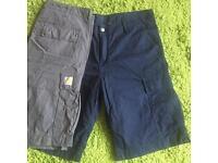 Carhartt, regular cargo shorts
