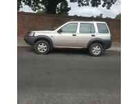 Land Rover freelander 5 door td4 gs