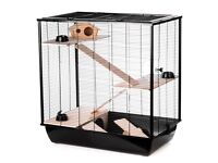 Tall rat and hamster cage - Black ( NEW ) £30