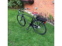 electric bike, 36 volt, all new parts.