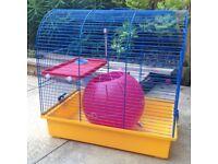 Hamster cage, pet bedding, accessories, dust bath, hamster food