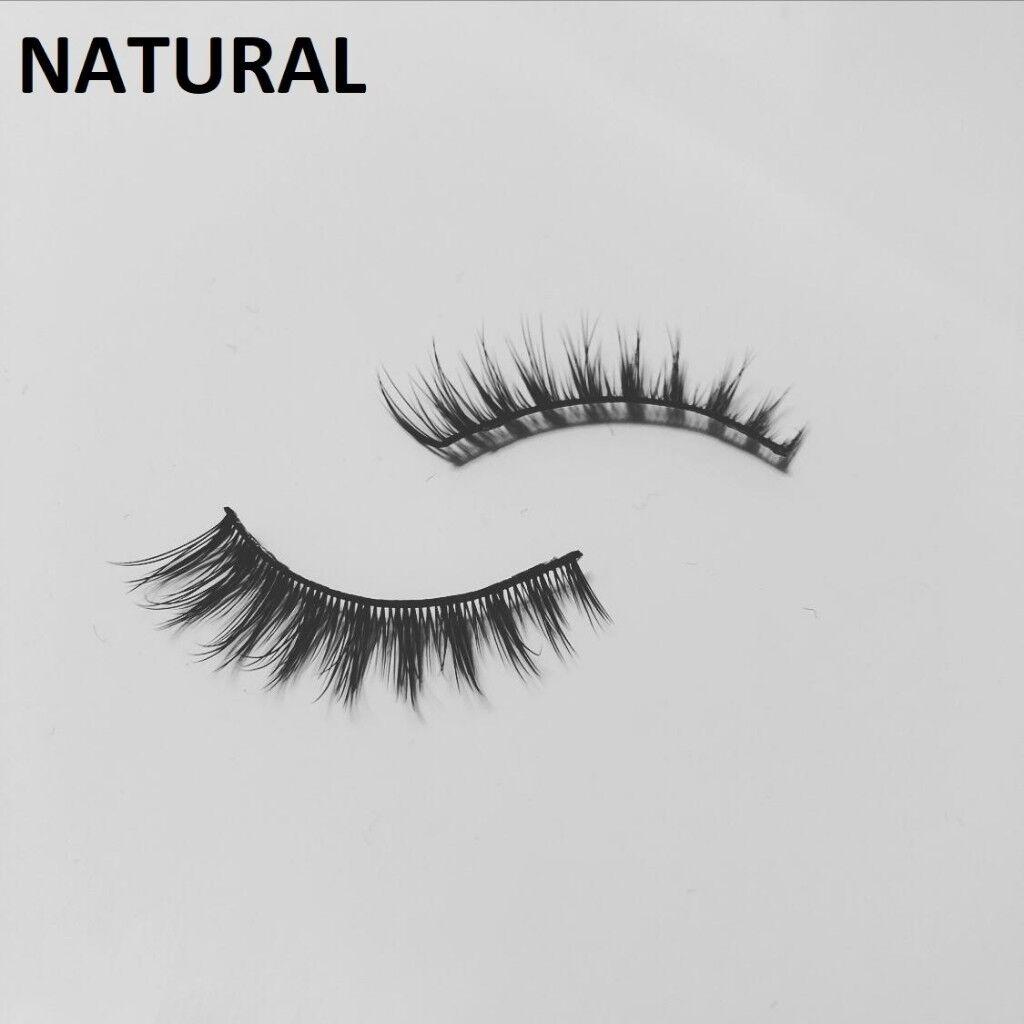 d1f549c4377 BULK Soft 3D Mink False Eyelashes / Fake Eye Lashes by EYECON - Natural,  Glamour, Party