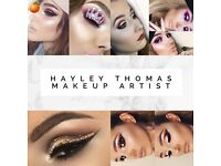 Professional/Celebrity makeup artist available for weddings/proms/events