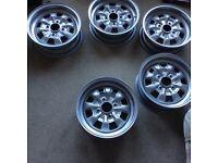 Ford escort capri cortina sport wheels