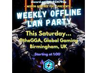 Weekend Gaming MeetUp Group | Mishon Compree - 'LAN Party' Meet | 25.09.21