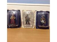 JOBLOT HAND PAINTED LEAD SOLDIERS FIGURE BRAND NEW IN BOX