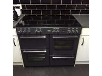 £400.00 ono Belling Dual fuel Range cooker - Can help with delivery, if needed