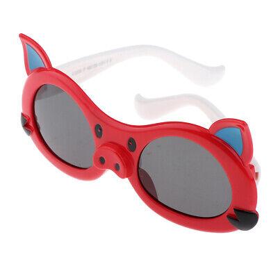 1 Paar Polarisierte UV-Schutz Sonnenbrillen Schutzbrillen für Kinder von 3