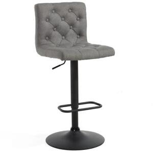 Grey Gas Lift Stool Sale-WO 7643 (BD-2534)