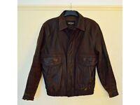 Gents Lakeland leather jacket - BARGAIN!