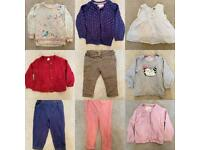 12 to 18 months girls clothes
