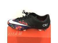 Nike Mercurial Veloce II CR7 SG-PRO, Size UK 9
