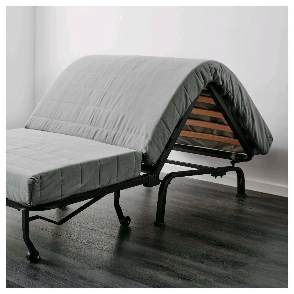 Fold Up Futon Single Sofa Bed Ikea