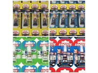 LOCTITE Super Glue Super Moment Second Glue Gel 2-3 Grams DIY Projects Brand New FREE SHIPPING IN UK