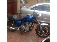 Yamaha xs1100 s 1979 import good solid bike mot October 2017 comes whith air box 47,000 miles