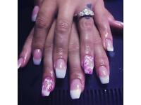 Nail & beauty therapist