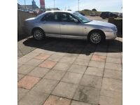 Rover 75 Diesel manual with leather interior