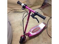 Razor electric scooter
