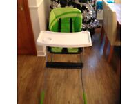 Chico baby's highchair