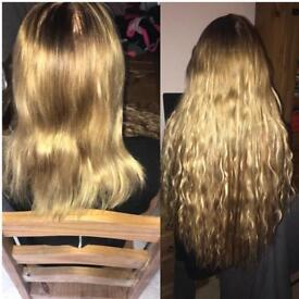Mobile Hair Extensions - Manchester - Oldham - Rochdale - Cheadle - Stockport - Huddersfield