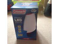 Camping lamp coleman