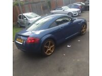 Audi TT 225bhp spares or repaired easy to fix