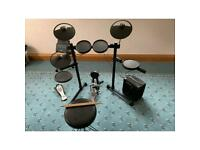 Yamaha DTX450 electric drum kit