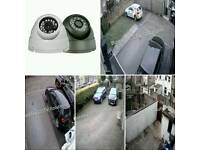 2xHD1080P CCTV Camera System With Free Installation