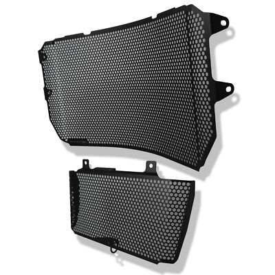 EVOTECH PERFORMANCE <em>YAMAHA</em> MT 10 FZ 10 RADIATOR OIL COOLER GUARD SET 2