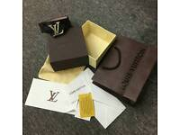 💥BRAND NEW BOXED LV BELTS💥